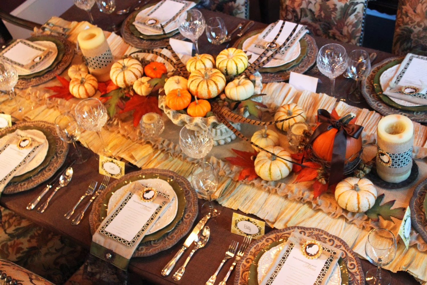 Some ideas for where to eat Thanksgiving dinner in Paris 2013