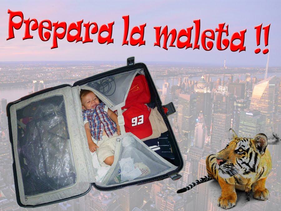 ¡¡¡PREPARA LA MALETA!!!