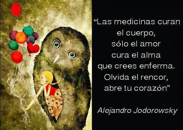 El amor cura el alma...