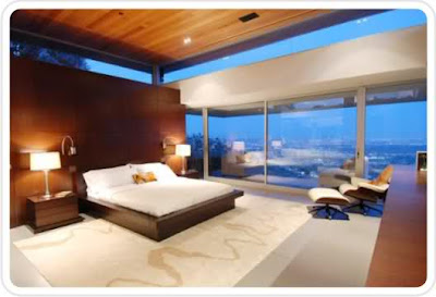 Top most elegant beds and bedrooms in the world contemporary penthouse style bedroom - The most beautiful bedroom in the world ...