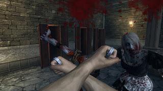 dam boc voi zombie