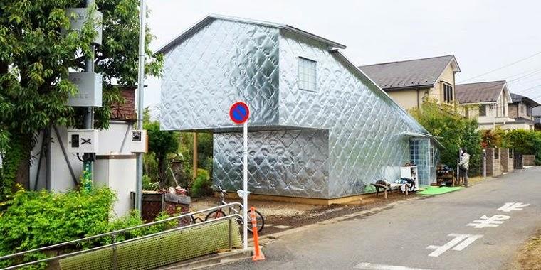Soft-Hard Aluminium House