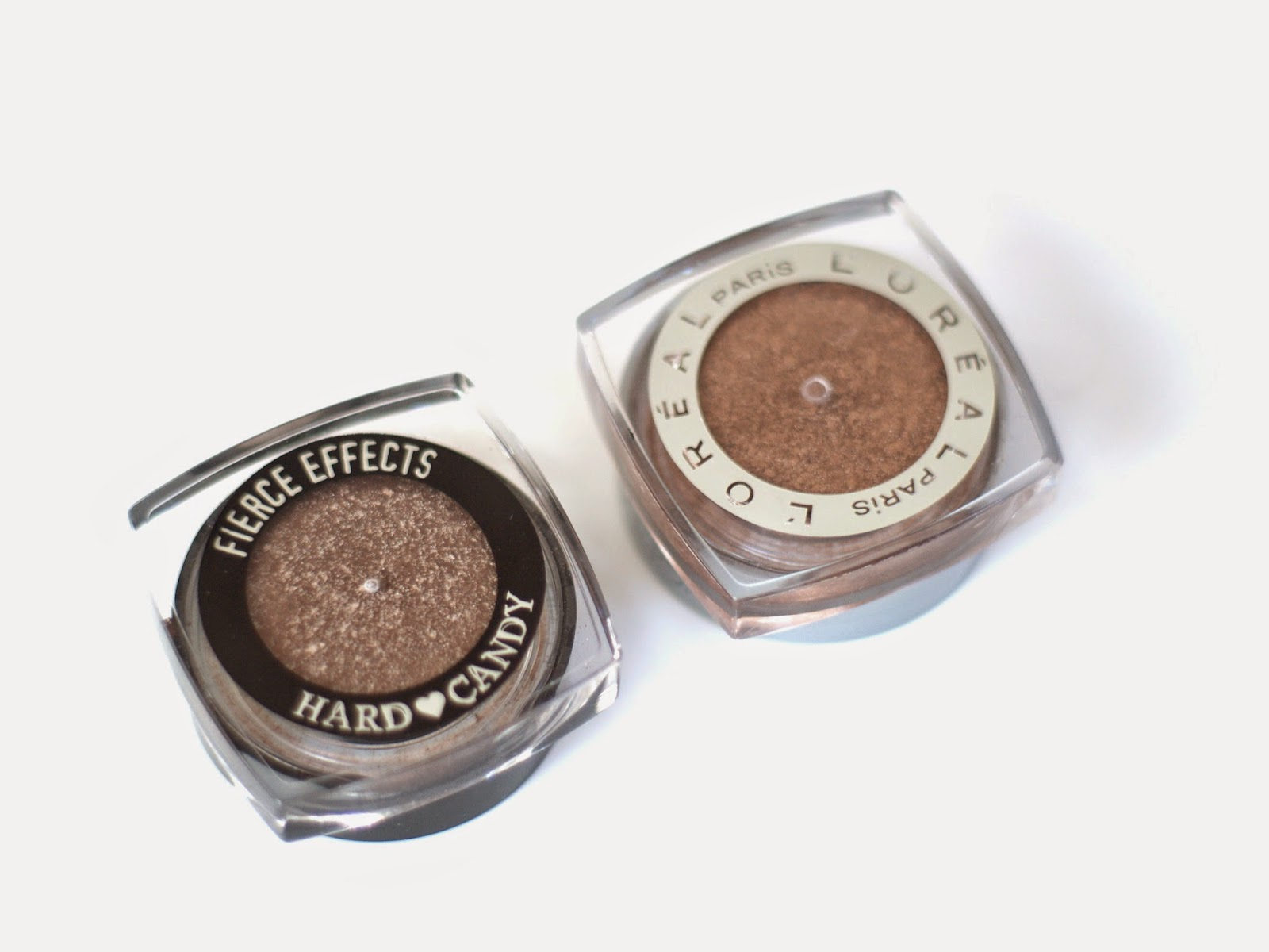 Hard Candy Fierce Effects vs. L'Oréal Infallible