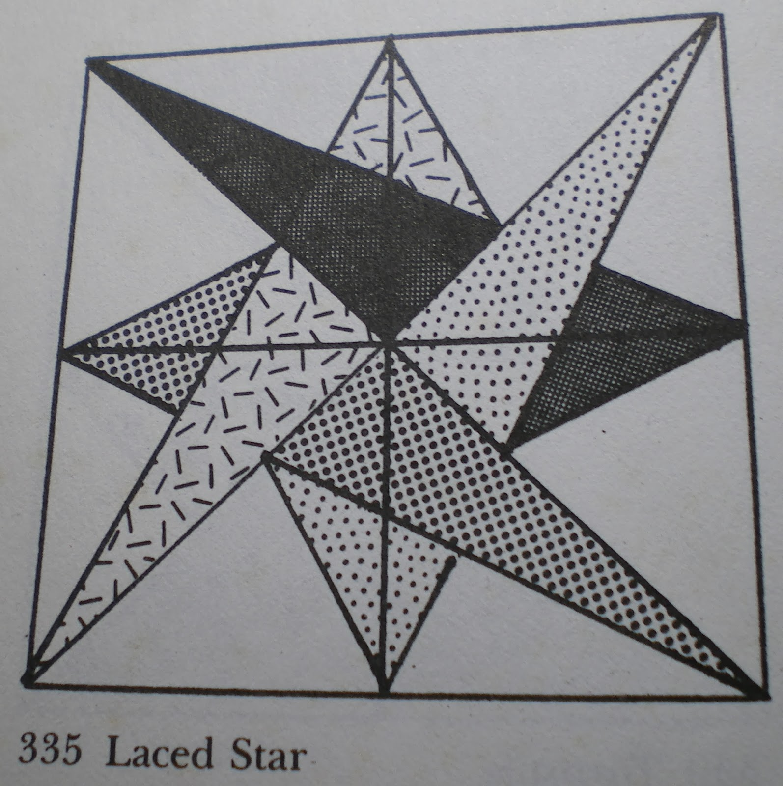Quilt Designs by Candace: The Laced Star Block