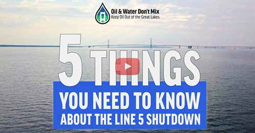 5 Things you need to know about Line 5