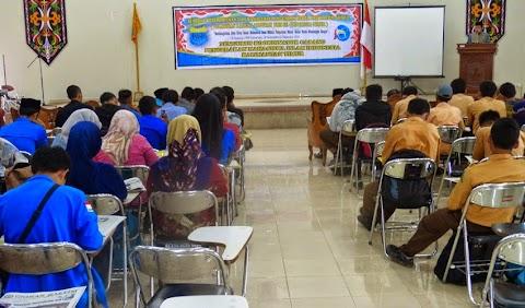 Seminar Pembuka PKL PMII Kaltim Dipadati Peserta