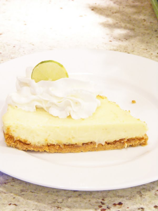 Key Lime Pie aka. HEAVEN