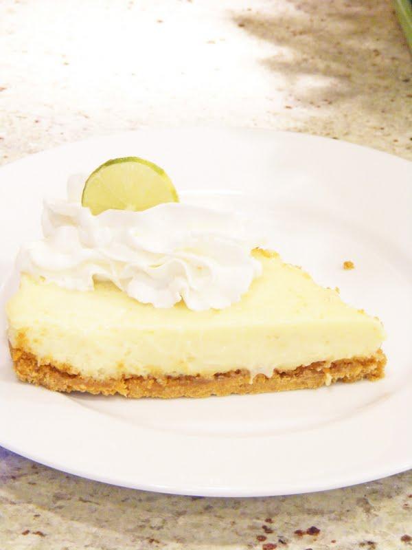 Key Lime Pie aka. HEAVEN