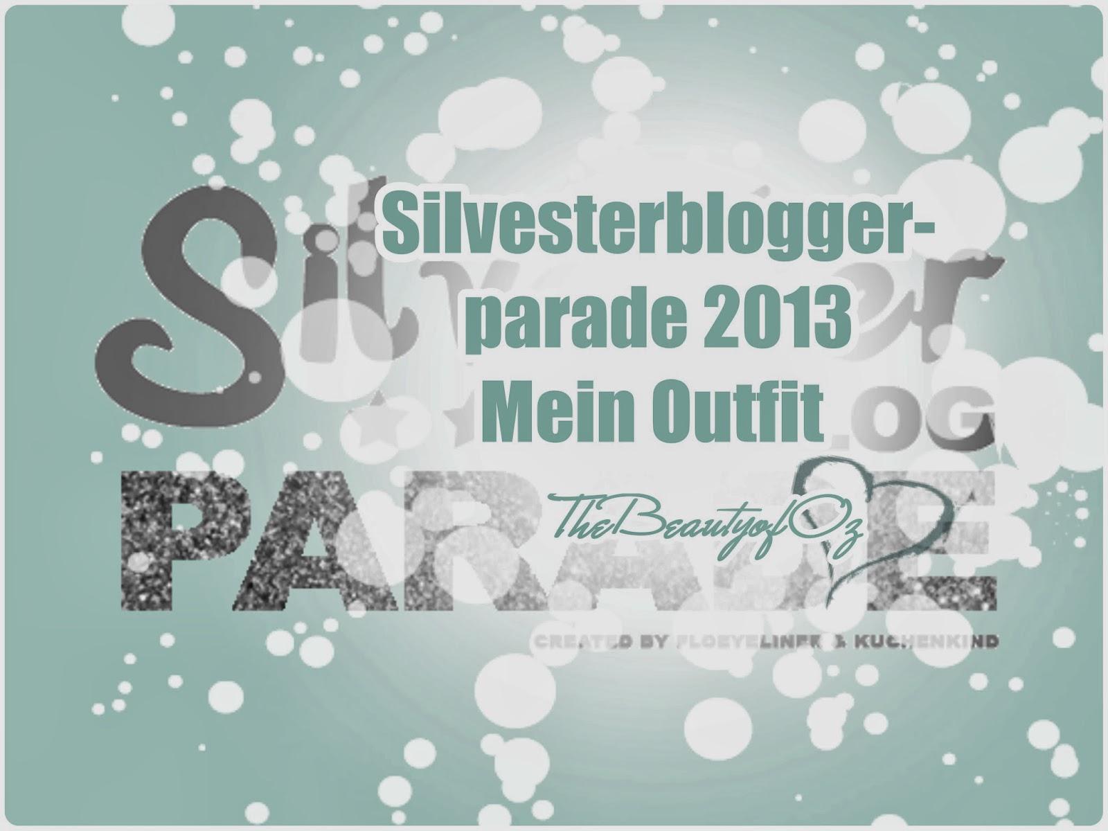 Silvesterblogparade 2013
