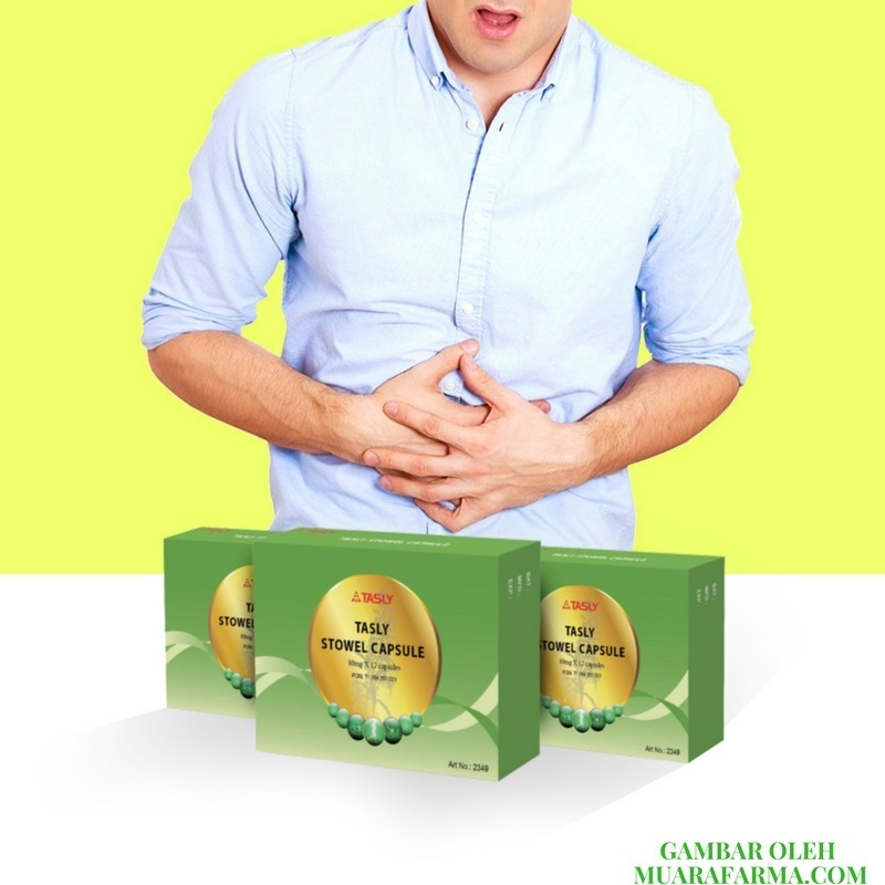 Stowel Herbal Asam Lambung Alami