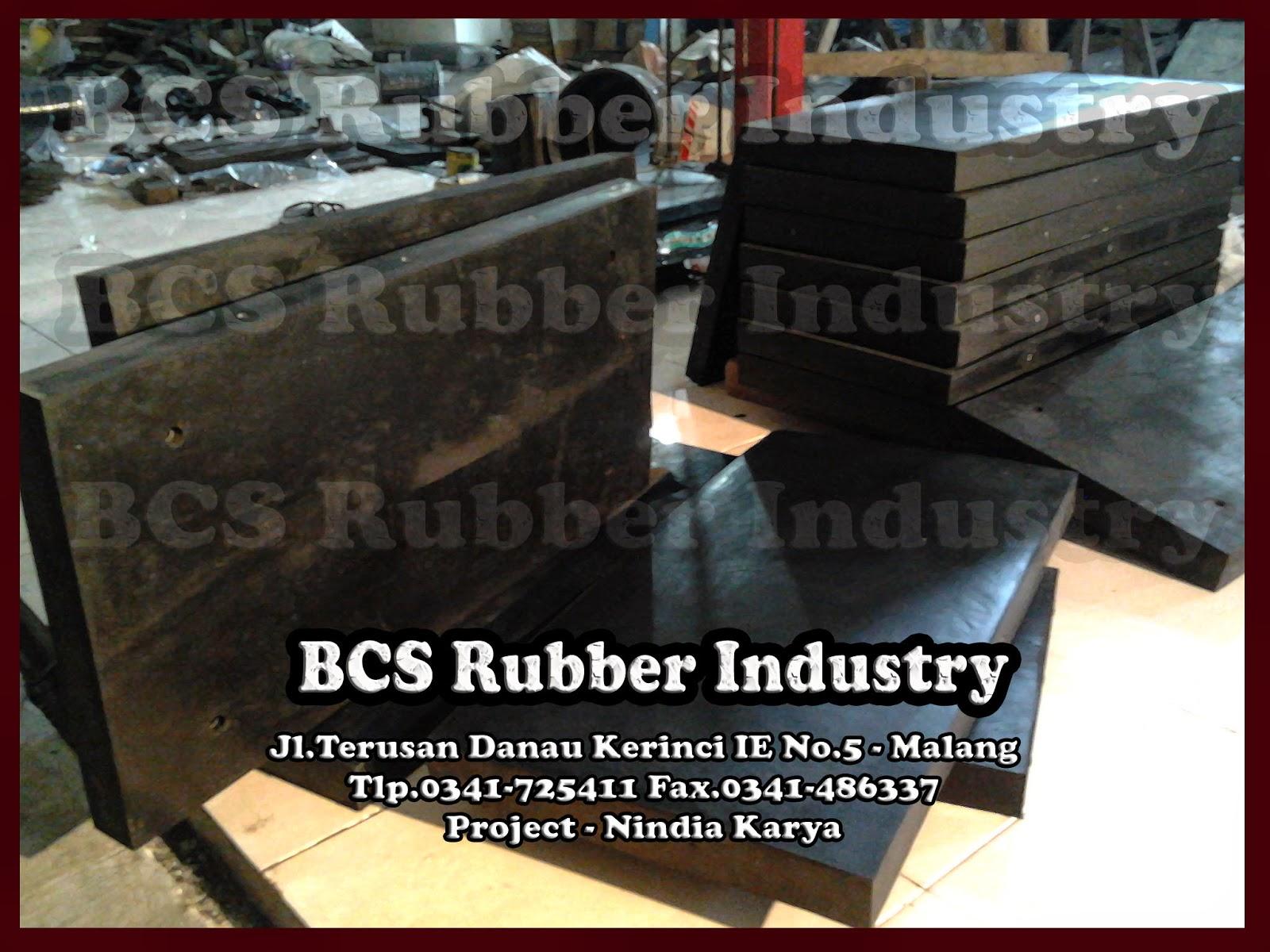 Elastomer Bearing Pad / Bantalan Jembatan ,Polos, Steel Plate, Seismic Rubber Bearing Pads.