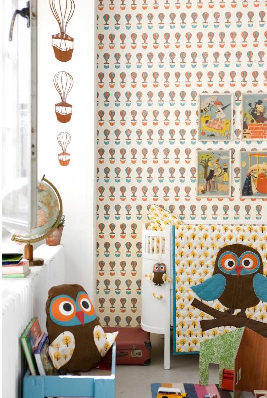 Papel pintado para tu casa decoratualma - Casas de papel pintado ...