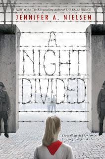 http://www.amazon.com/Night-Divided-Jennifer-A-Nielsen/dp/0545682428