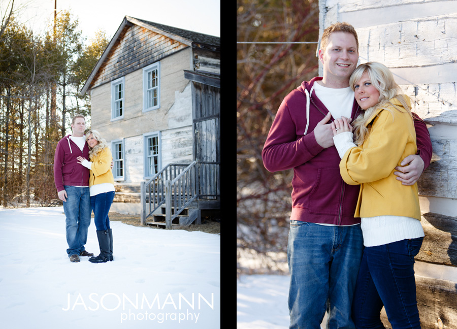 Door County Wedding Wedding Engagement Session