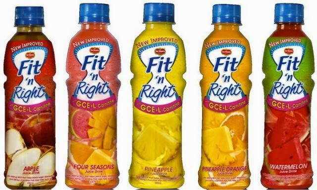 Fit N Right (Del Monte)