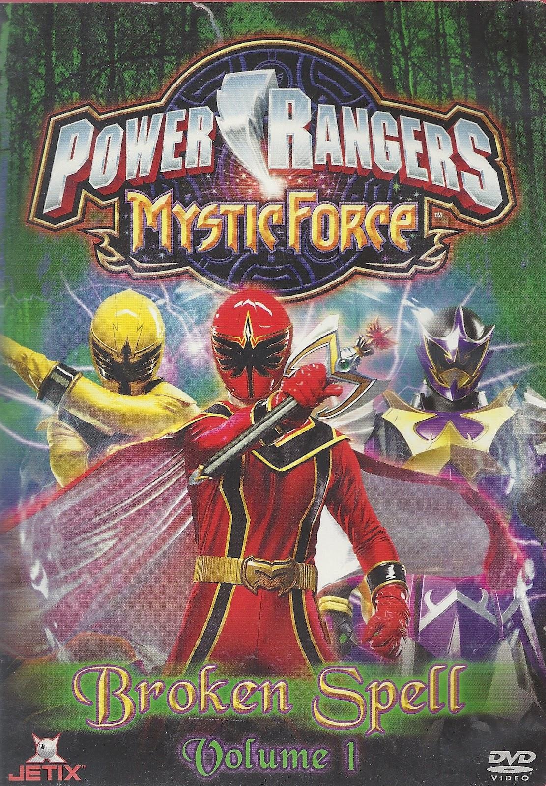 power rangers mystic force in telugu full movie download