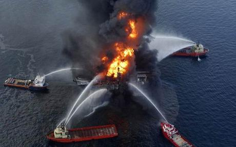 deepwater horizon oil spill ethical issues