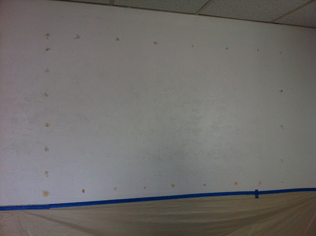 how to cut drywall without dust