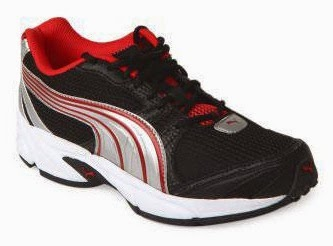 Get Puma Men Flash Ind Sports Shoes worth Rs.2299 for Rs.1425 Only at Infibeam (03 Colour Options) Price Valid for Today Only