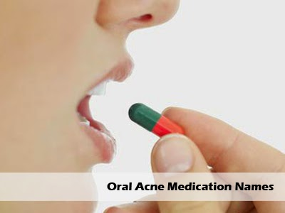 Oral pill for acne