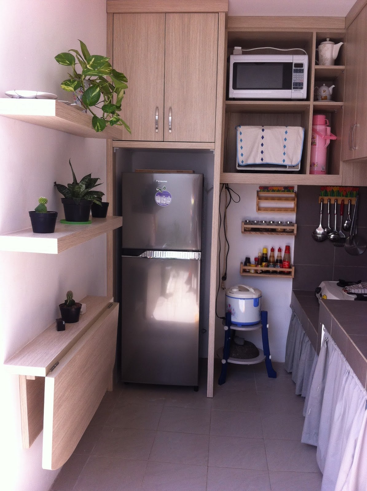 Oputcakra membuat dan mendesain kitchen set ala ikea for Buat kitchen set sendiri