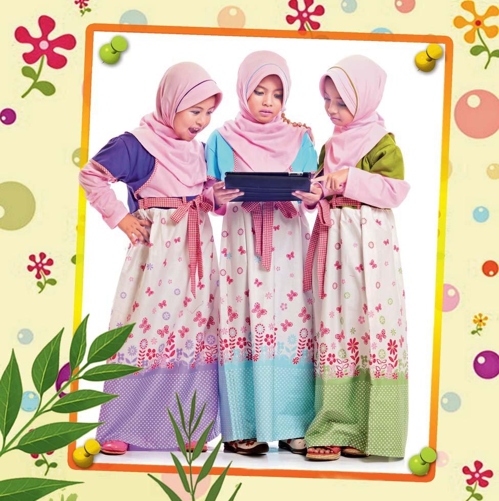 Usaha Jualan Baju Anak Muslim Murah
