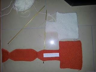 İki Şiş ile Çorap Yapımı