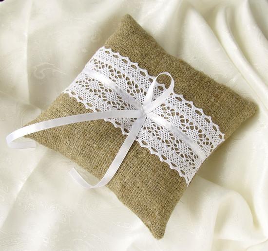 подушки для колечек, Bearer Cushion
