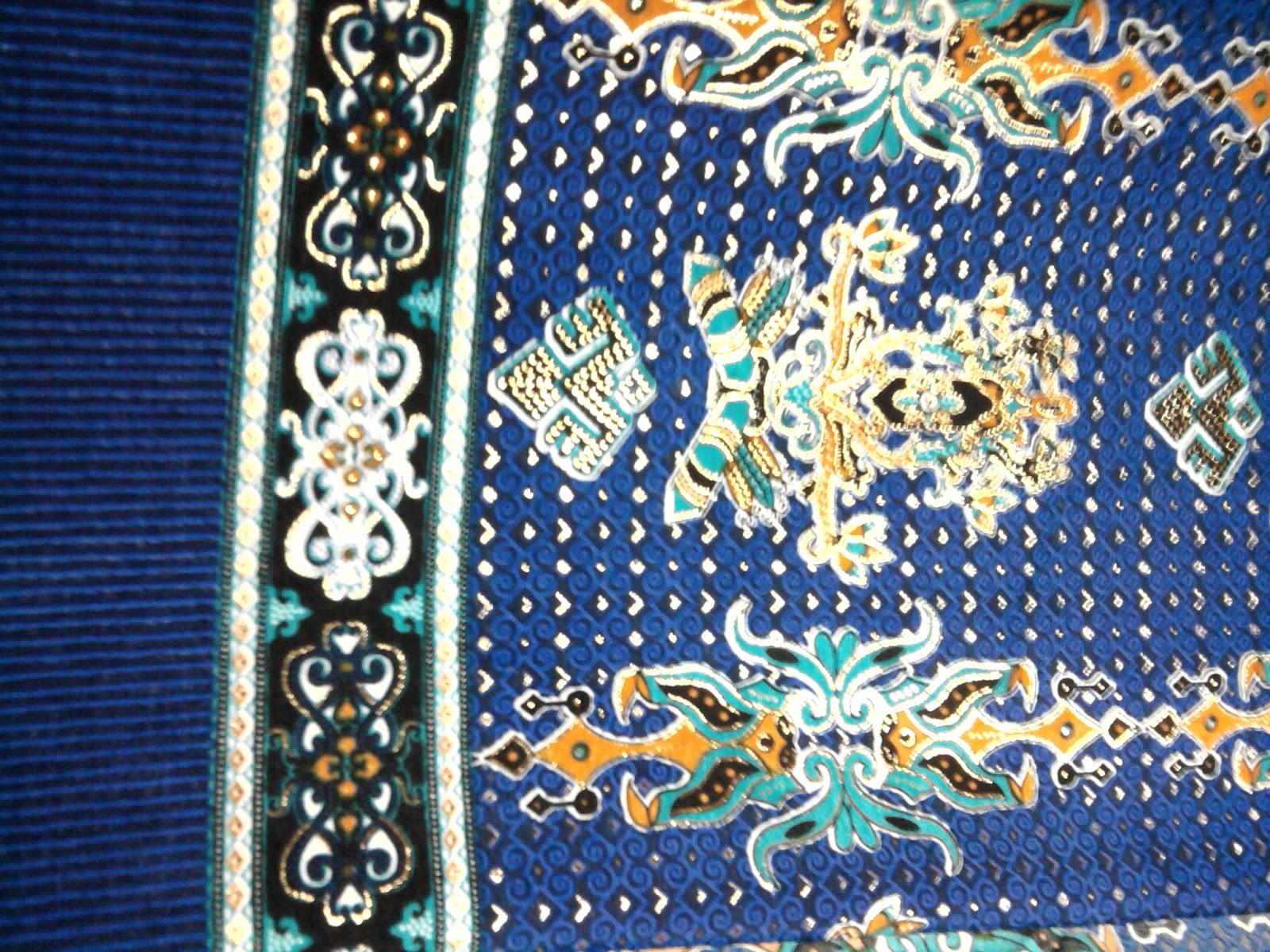 BATIK KALIMANTAN: Batik Motif Khas Kalteng terbaru