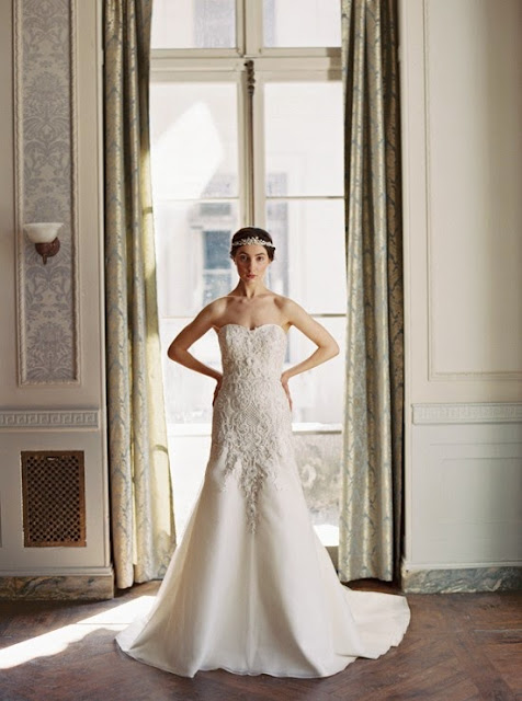 Wedding Dresses Sareh Nouri Spring 2016 :: Cool Chic Style Fashion