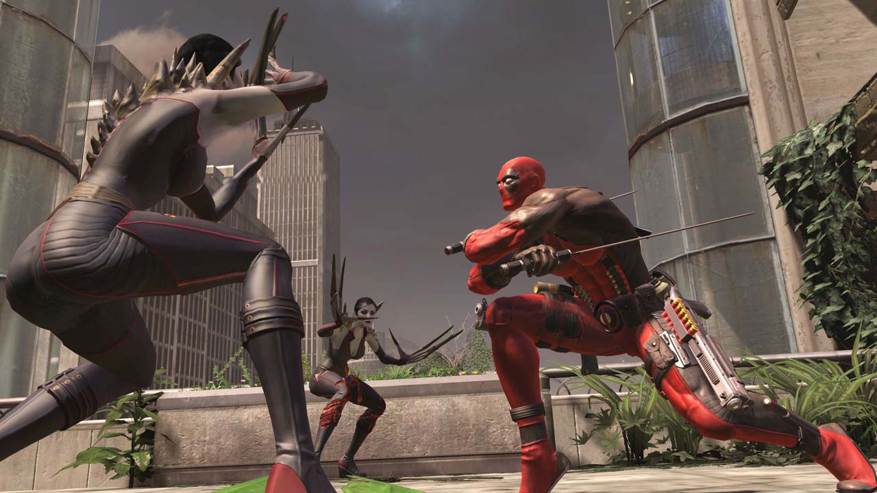 Deadpool PC Game Free Download - Game Maza