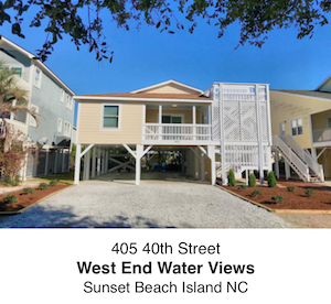 West End Water Views SBI