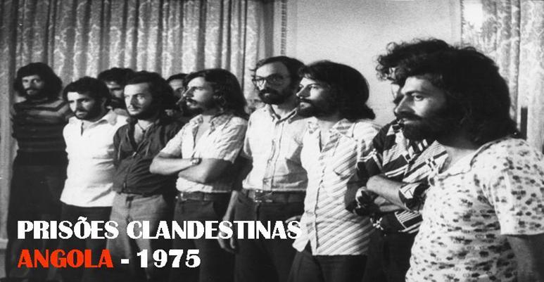 ANGOLA 1975 - UMA VERGONHA NA HISTÓRIA DE PORTUGAL