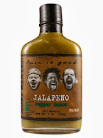 Most Wanted Pain is Good Jalapeno Sauce