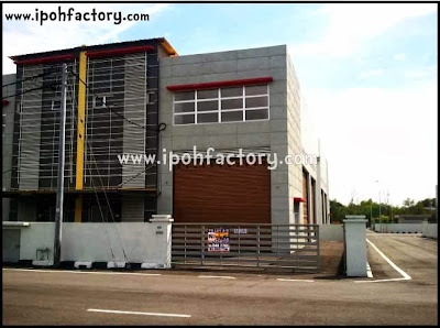 IPOH FACTORY FOR RENT (I00151)