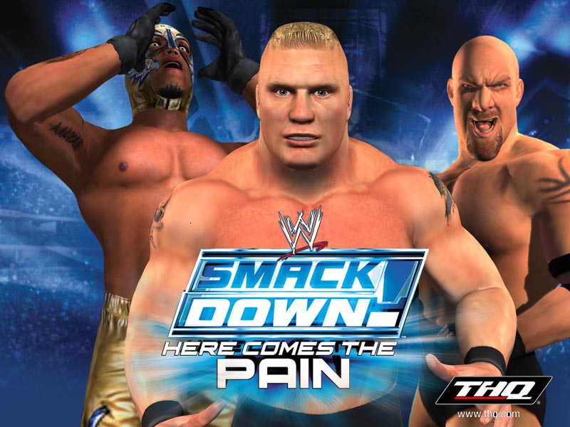 Smackdown Pain Game