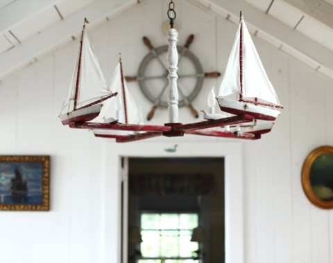 nautical cottage decor