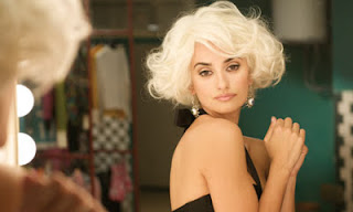 "Penélope Cruz as Magdalena ""Lena"" Rivero in Broken Embraces, Directed by Pedro Almodóvar"