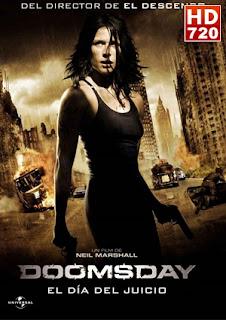 Ver peliculas Doomsday: El día del juicio (2008) gratis