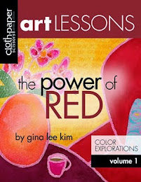 2015 January Art Lesson - Volume 1 RED AVAILABLE NOW