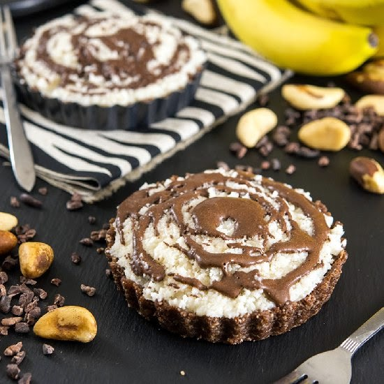 Picture of banana jungle pie