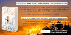 PREVIEW of AWEN RISING