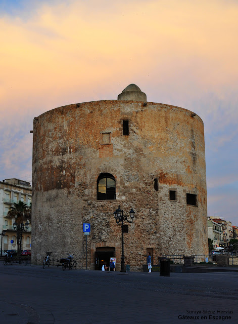 tour muraille alghero sardaigne italie
