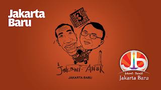 Jakarta Baru Karikatur