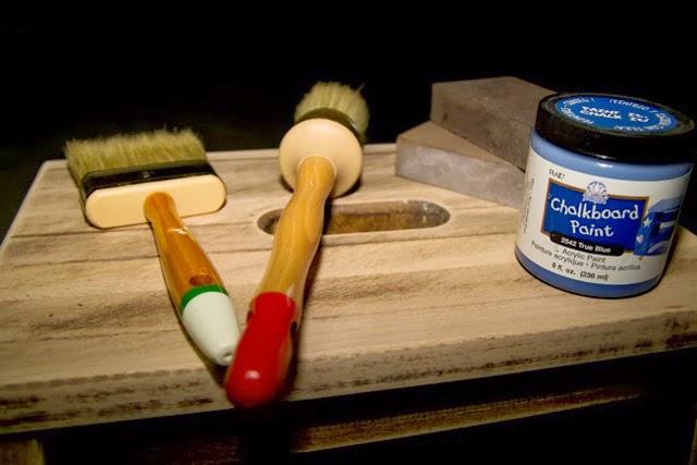 C mo pintar una escalera de ikea con chalk paint - Pintar chalk paint ...