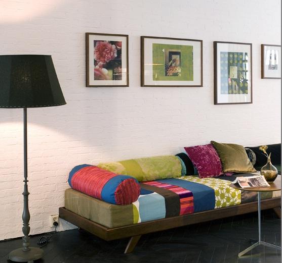 Gato de sapato ambientes pequenos e ideias simples for Sofas de 2 plazas pequenos