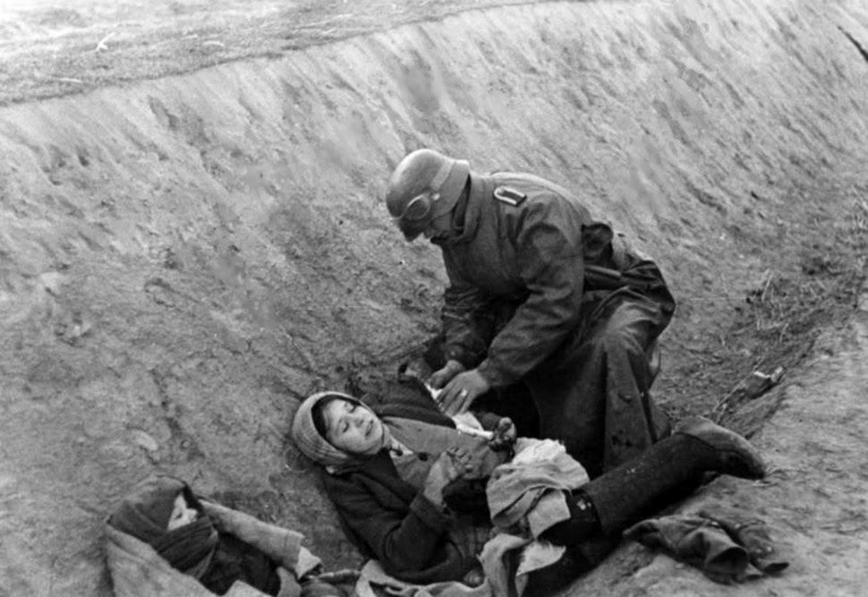 Найти человека второй мировой войны