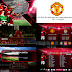 PES 2013 ALL MOD V-2 menu icon visuals graphic and background MANCHESTER UNITED