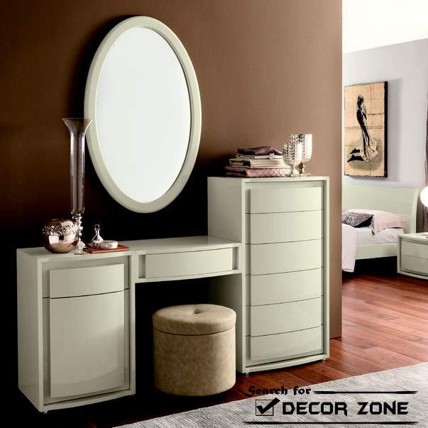 Modern Bedroom Dressing Table modern dressing table with mirror: 15 creative designs
