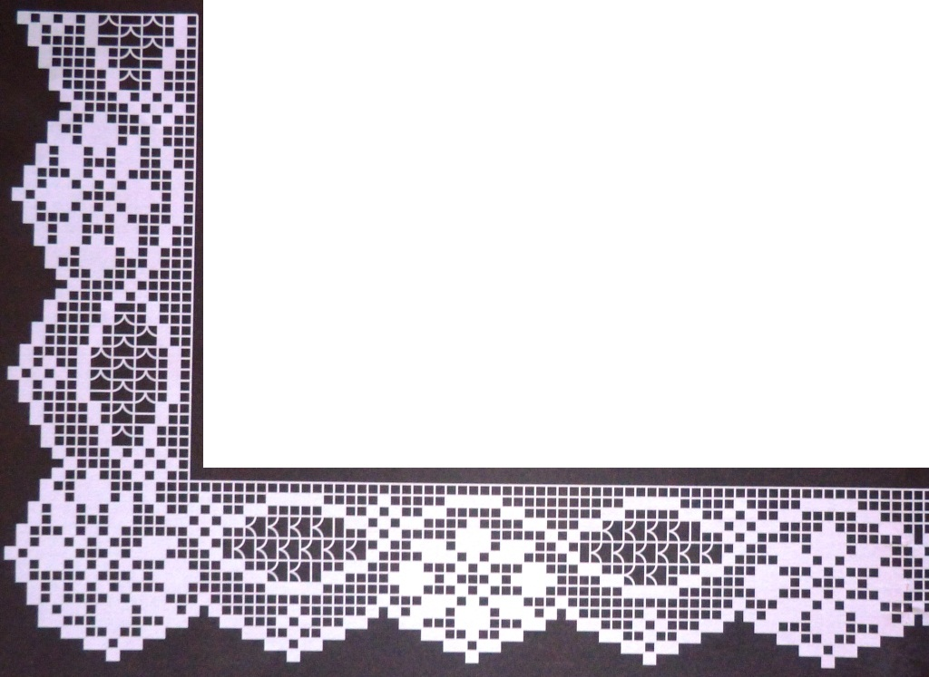 Crochet em revista abril 2013 for Schemi bordure uncinetto per lenzuola